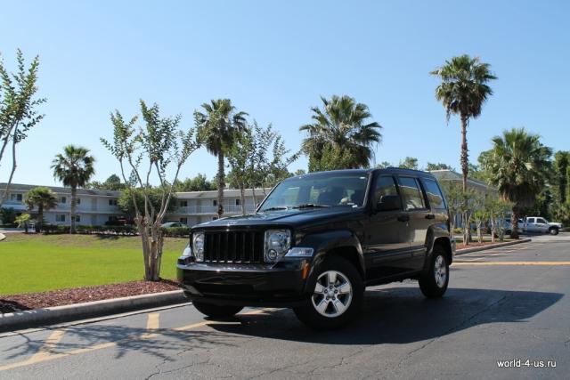 Jeep Liberty Orlando