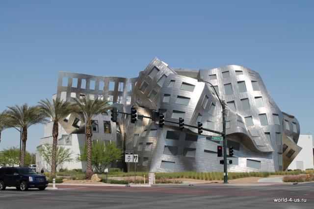 Центр здоровья мозга в Лас Вегасе