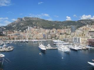 Монако: порт