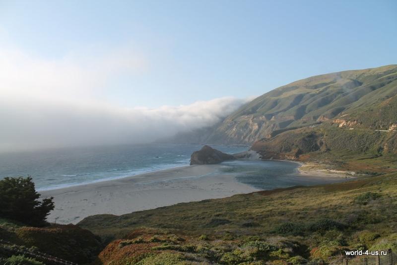 Тихооеканское побережье