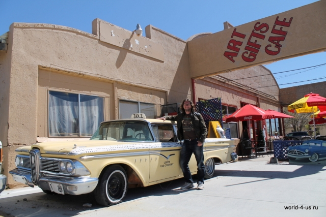 Route 66 taxi