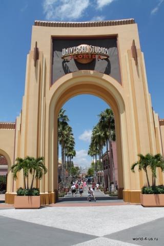 Universal Gate Orlando