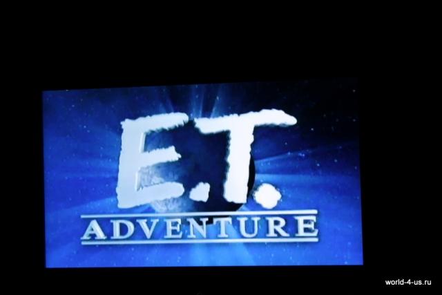 E.T. Adventures Orlando