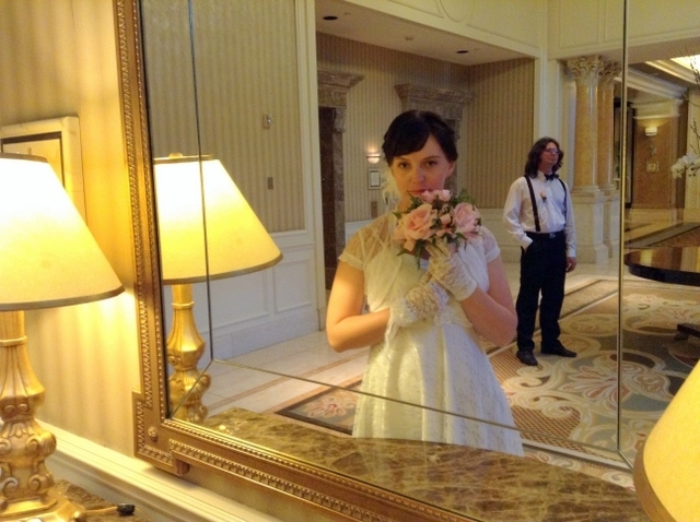 Свадьба в Лас-Вегасе