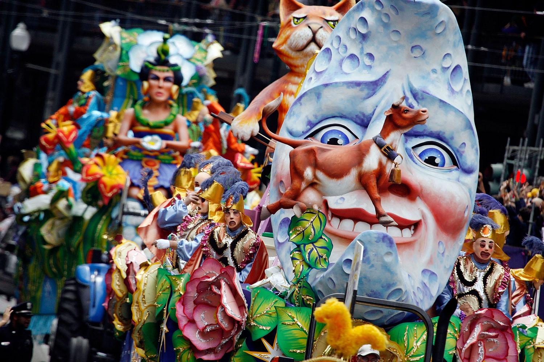 Карнавал в Ницце 2014 (Carnaval De Nice)