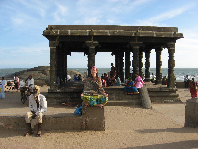 Южная Индия: Ашрам Аммы и мыс Каньякумари