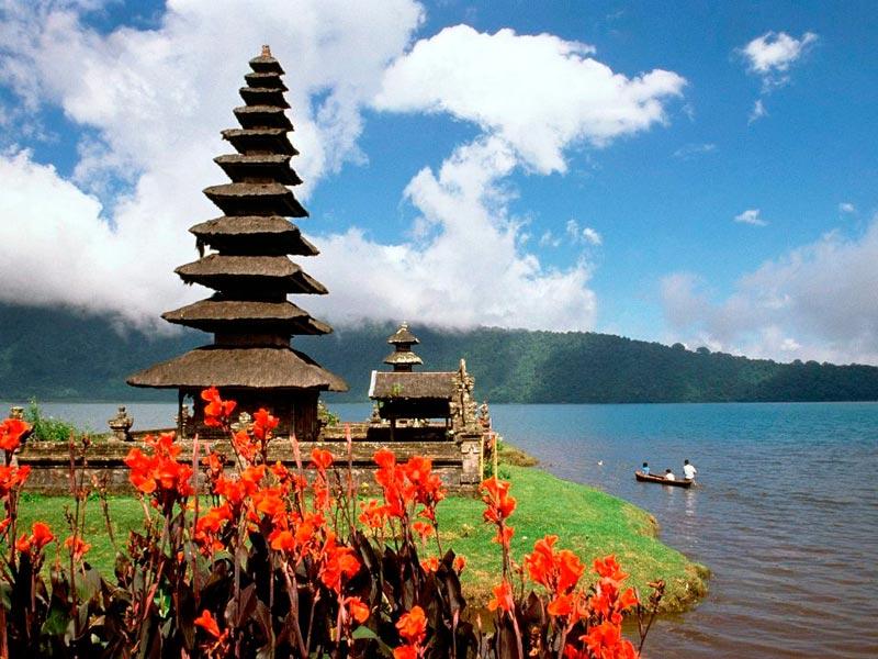 Новый год на Бали в марте